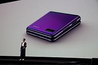 Samsung's new foldable Z Flip has...