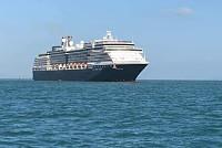 Authorities: 20 Westerdam boat...