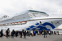 Another 57 people aboard Japan's...