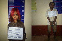 Two murder suspects in Tbong Khmum...