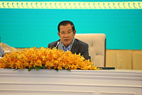 Samdech Techo Hun Sen Says He Should...