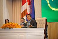 Samdech Techo Hun Sen: No Student...