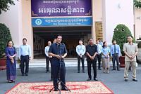 Phnom Penh Governor Ordered 14...