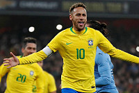 Extremely missing! Neymar is...