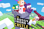 Crossy Road Castle Is Out Now On...