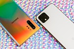 Pixel 4 versus Galaxy Note 10:...