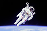 Could an Astronaut Lost in Space Use...
