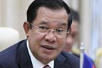 PM Hun Sen Presides Over Inauguration...