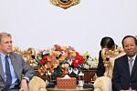Cambodian defense chief: The United...