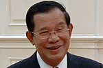Cambodian Prime Minister Wishes for...