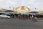 Markets and shops in Phnom Penh are...