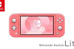 Pink Nintendo Switch Lite Coral...