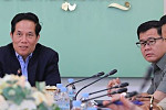 Phnom Penh Governor Insists on...