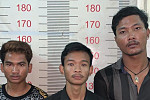 Crackdown with Three Active Robbery...