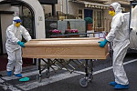 COVID-19 death toll in Europe exceeds...