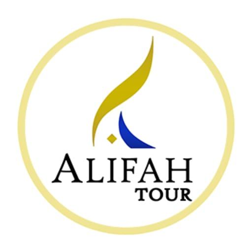 Logo Alifah Tour