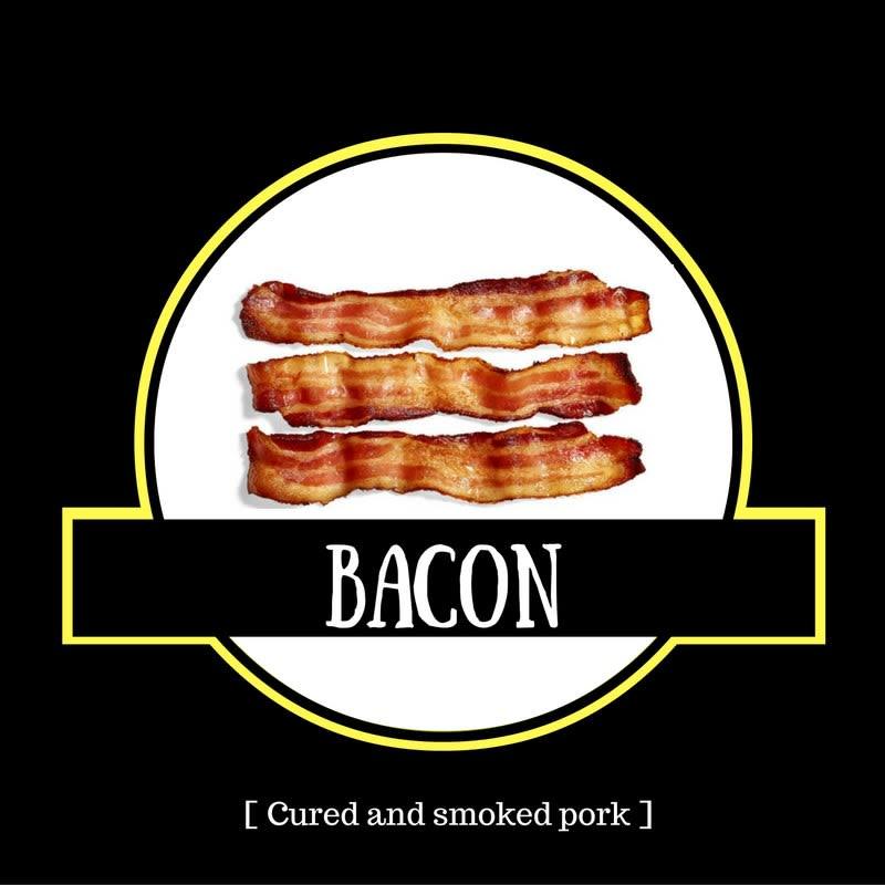 bacon halal navi