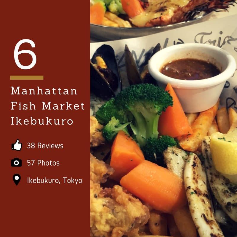 Manhattan Fish Market Halal Navi