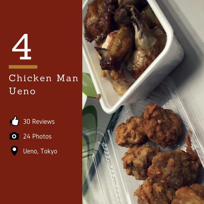 Chicken Man Halal Navi