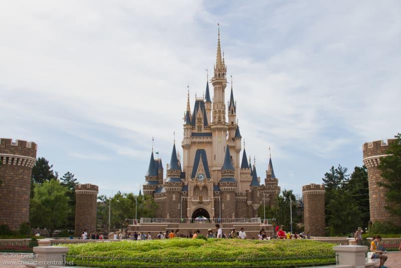 Tokyo Disney Resort, Japan. Thursday August 12th, 2010