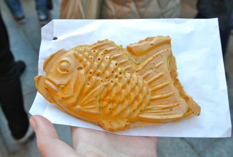 taiyaki halal street food