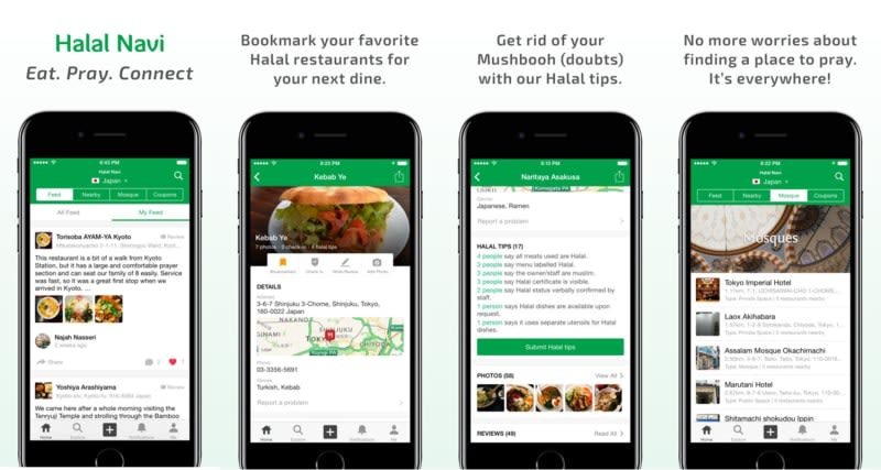 halal navi find halal restaurant and mosque