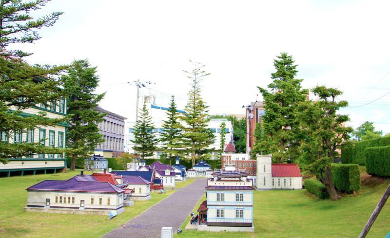 miniature garden hirosaki