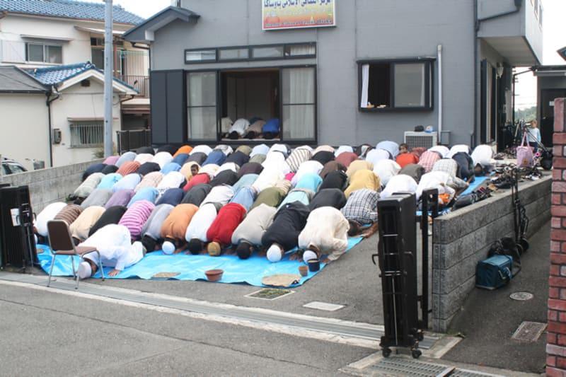 Osaka Ibaraki Masjid