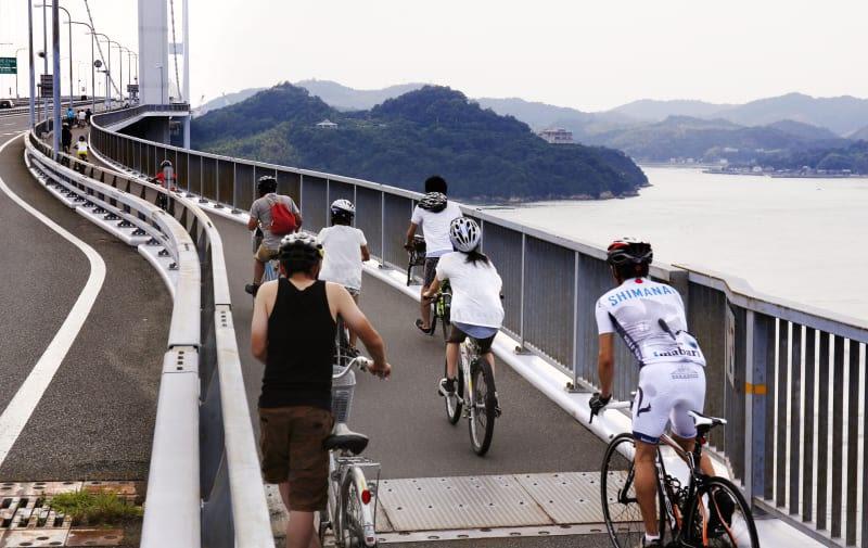 Kurushima-Kaikyo Cycle