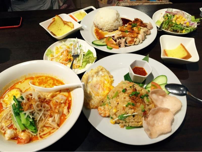 Malay Asian Cuisine