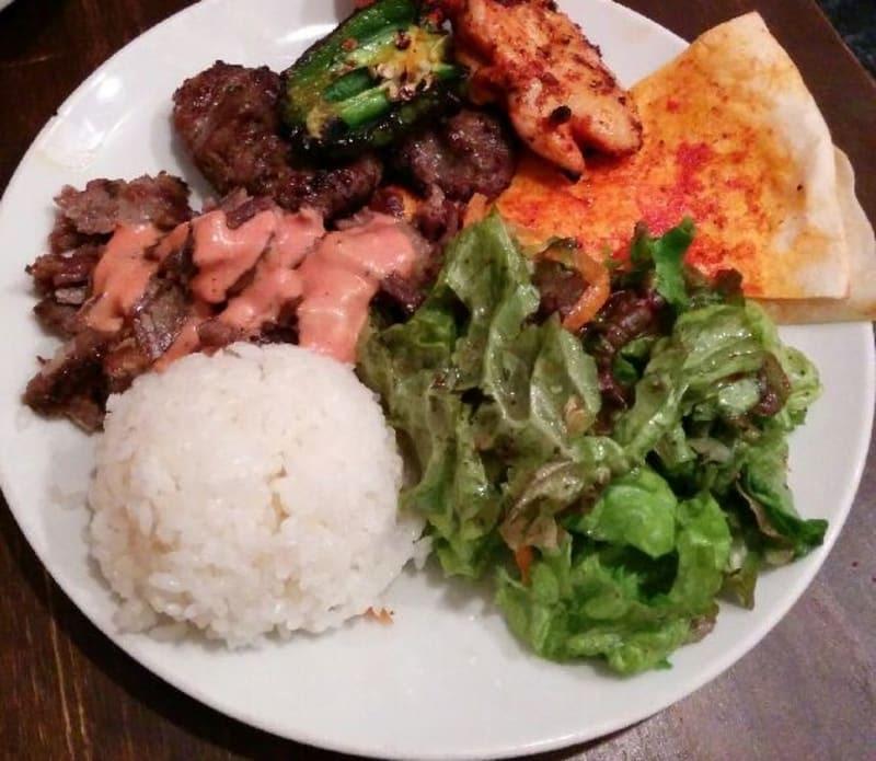 Kebab Cafe Shibuya