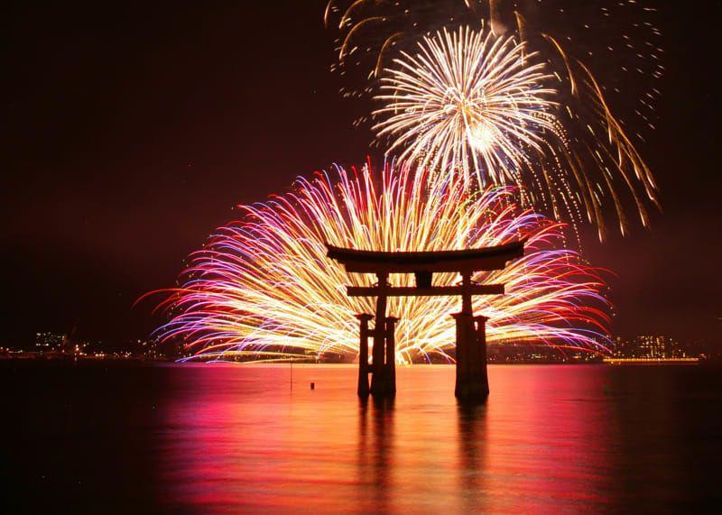 miyajima-fireworks