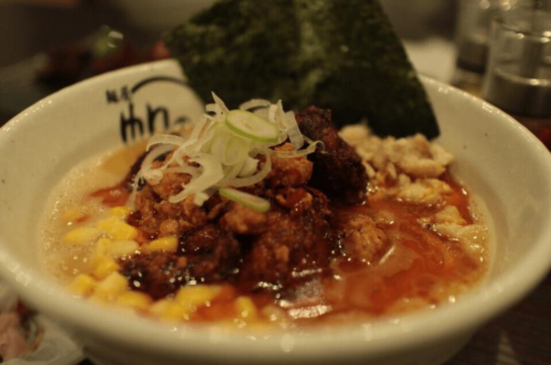 honolu ramen spicy ramen halal navi