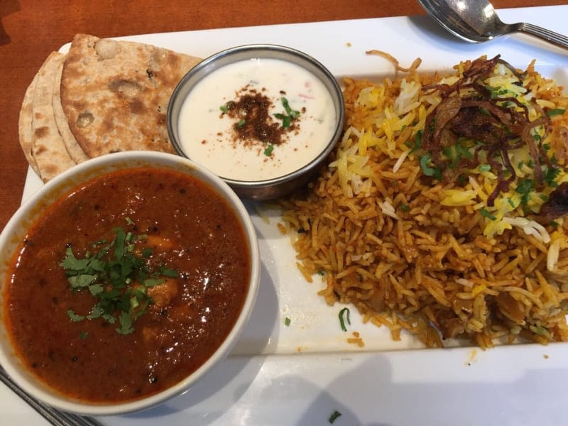 Ali's Kitchen Halal Navi