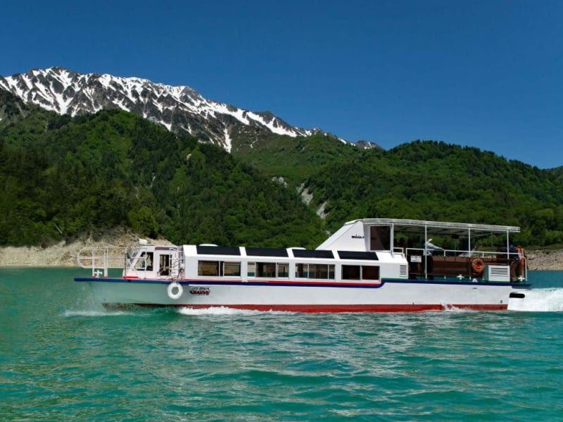 Kurobe Lake Ship