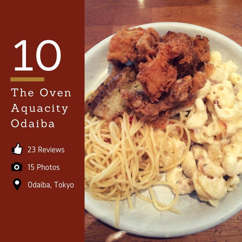 The Oven Halal Navi