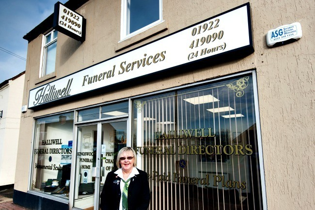 Great Wyrley - Halliwell Funeral Services