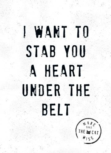 - under-the-belt