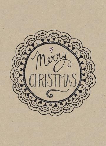 - kerst-mandala