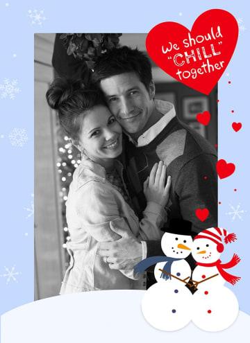 - fotokaart-met-sneeuwpoppen-en-hartjes