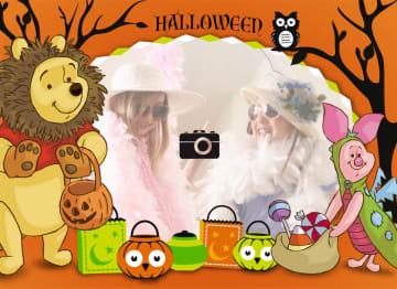 - fotokaart-halloween-winnie-en-knorretje