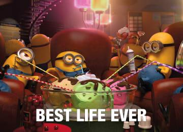 - verjaardagskaart-minions-best-life-ever