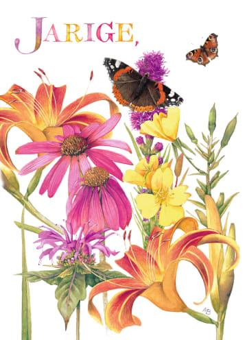 - voor-de-jarige-gekleurde-bloemen-en-vlinders