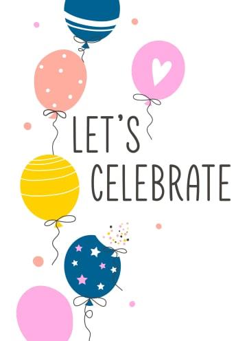 - Verjaardagskaart-tiener-meisje-vrouw-hip-lets-celebrate