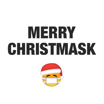 - kerstkaart-grappig-emojis-merry-christmask