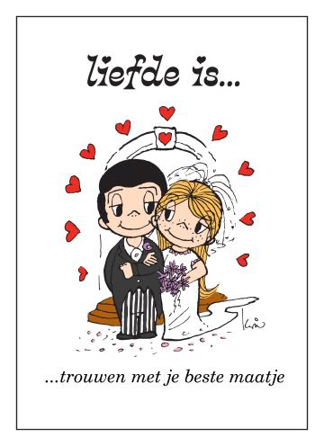 - liefde-is-kaart-trouwen-met-je-beste-maatje