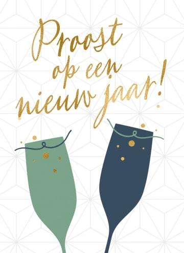 - nieuwjaarskaart-zakelijk-proost-op-een-nieuw-jaar