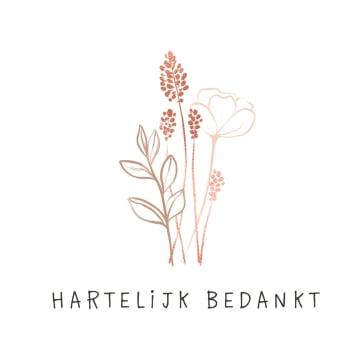 - bedanktkaart-wilde-bloemen