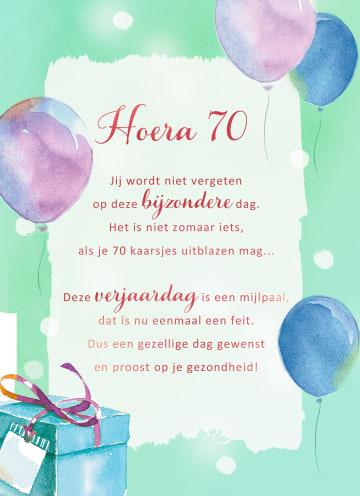 - Verjaardagskaart-70-jaar-More-than-words