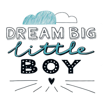 - text-it-kaart-dream-big-little-boy